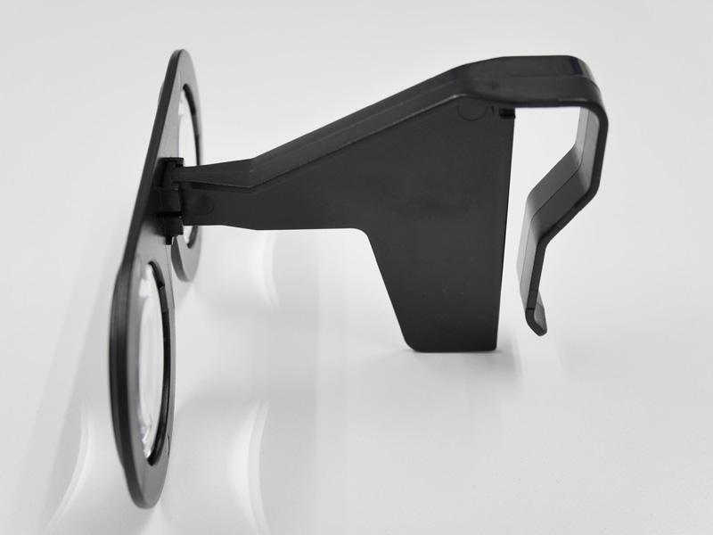 スマホで3D VRメガネ 完成形