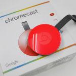 第2世代Chromecast購入。5GHz対応で高性能、セットアップはより簡単に。