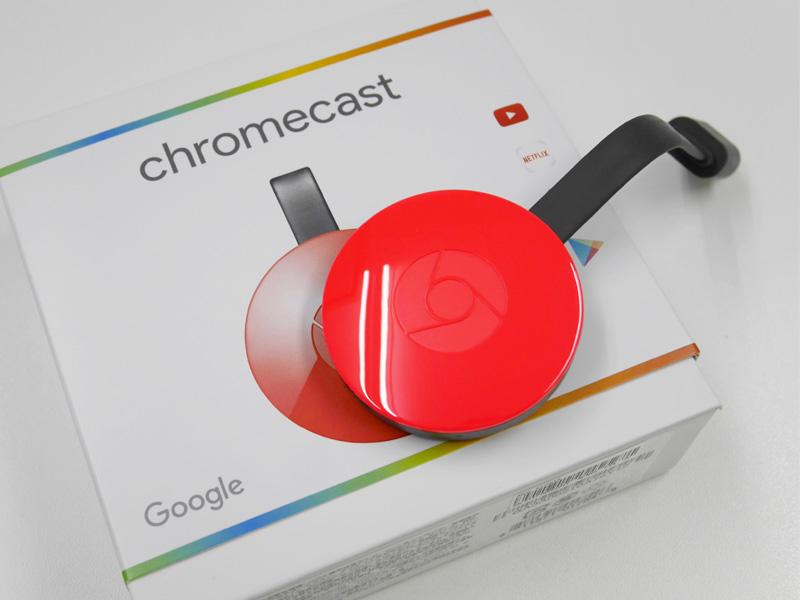 Google Chromecast 2015年モデル