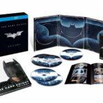 アメリカで「The Dark Knight Trilogy: Ultimate Collector's Edition」が予約開始。