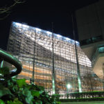 夜の東京をIXYで長秒時露光撮影してみた