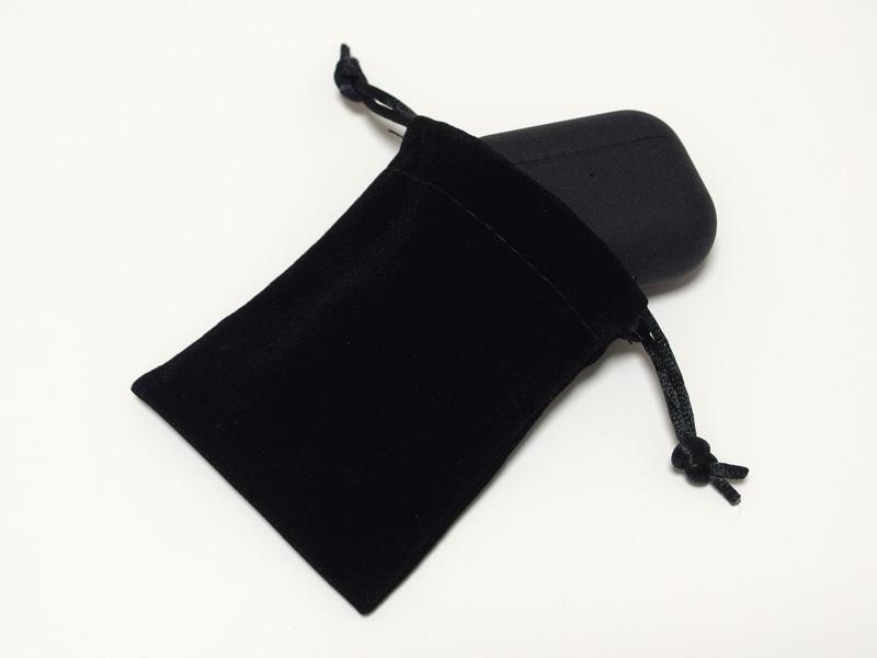 ag COTSUBU充電ケースにピッタリの巾着袋