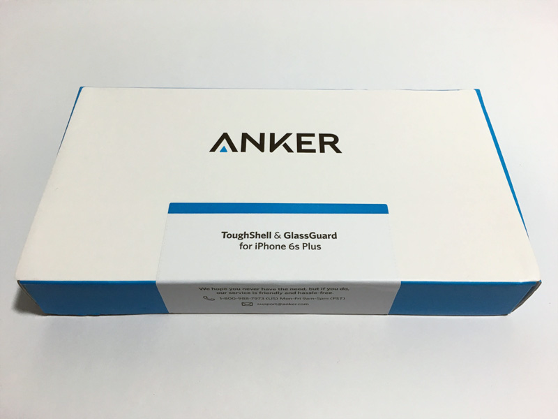 Anker ToughShell & GlassGuard