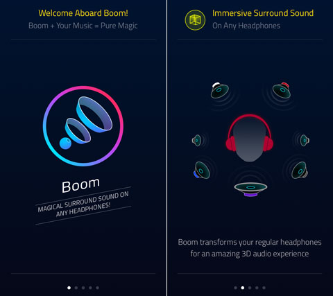 Boom for iOS