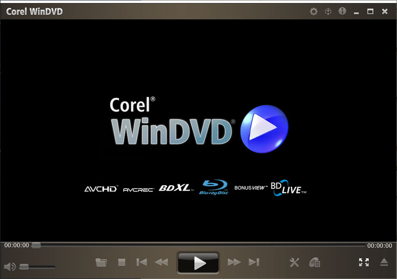 Corel WinDVD 10