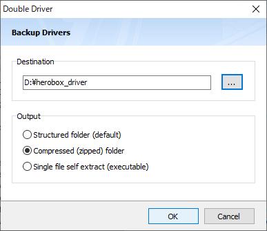 Double Driverの使い方 4
