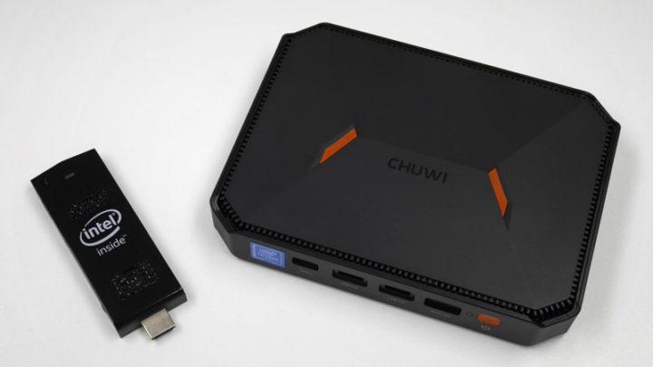 HeroBoxはスティックPCからの買い替えにぴったり