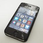 iPhone 4Sの液晶を割って修理に出したお話。