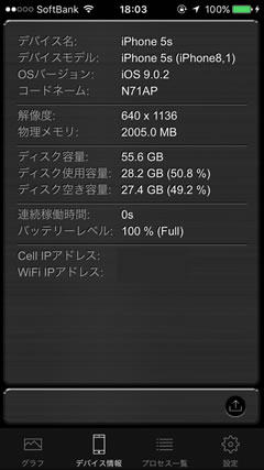 iPhone 6s A9コードネーム