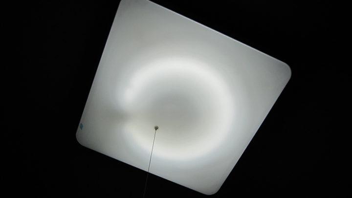 露出固定で光源にフォーカス