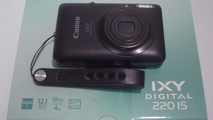 Canon IXY Digital 220IS