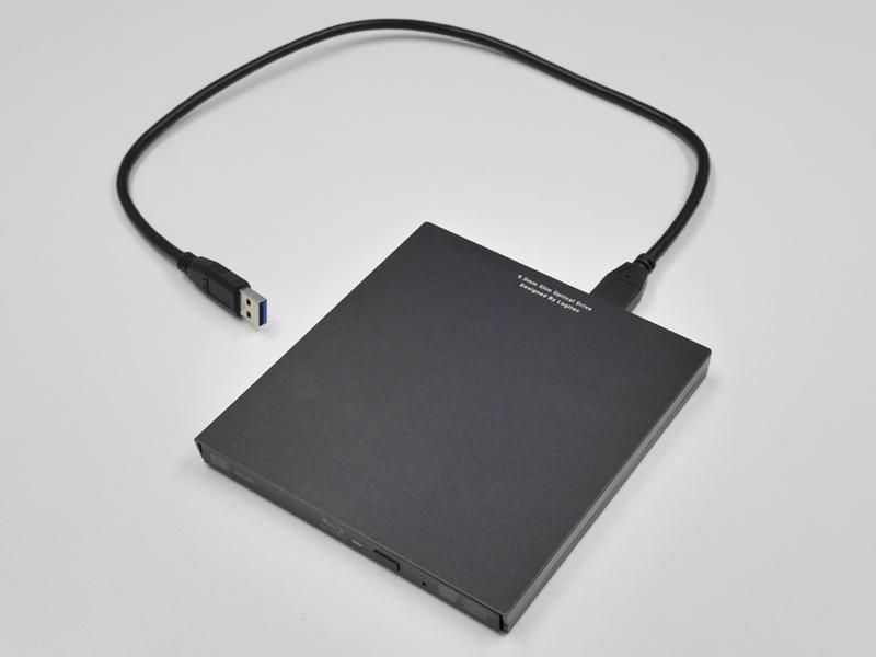 LBD-PVA6U3VBK付属USBケーブル