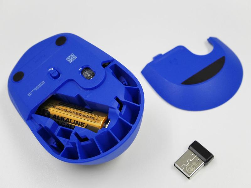 Logicool ワイヤレスマウス M170 USBレシーバー