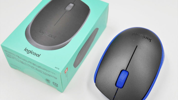 Logicool ワイヤレスマウス M170