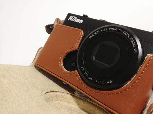 Nikon COOLPIX P310オリジナルカメラケース