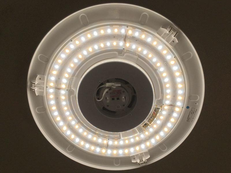 SH8117LDR LED点灯状態