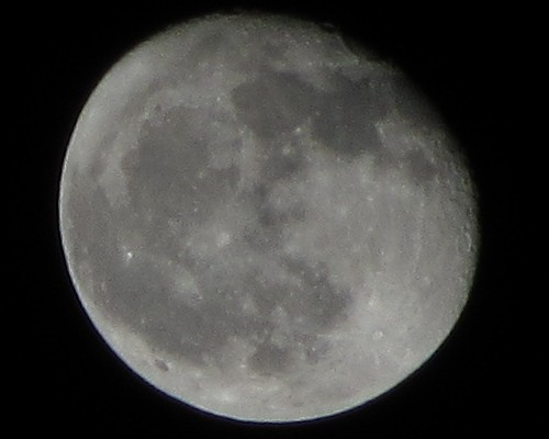 月もここまで寄れる!