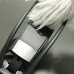 ヘッドホンのホコリ取りに便利な除電ブラシ サンワサプライ CD-BR14
