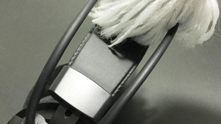 CD-BR14でヘッドホン掃除