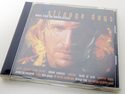 「ストレンジ・デイズ」サウンドトラック