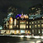 大正時代の姿に戻った東京駅