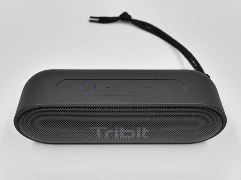 Tribit XSound Go ボタン