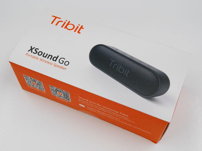 Tribit XSound Go 外箱