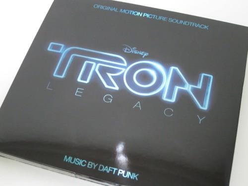 TRON LEGACY OST