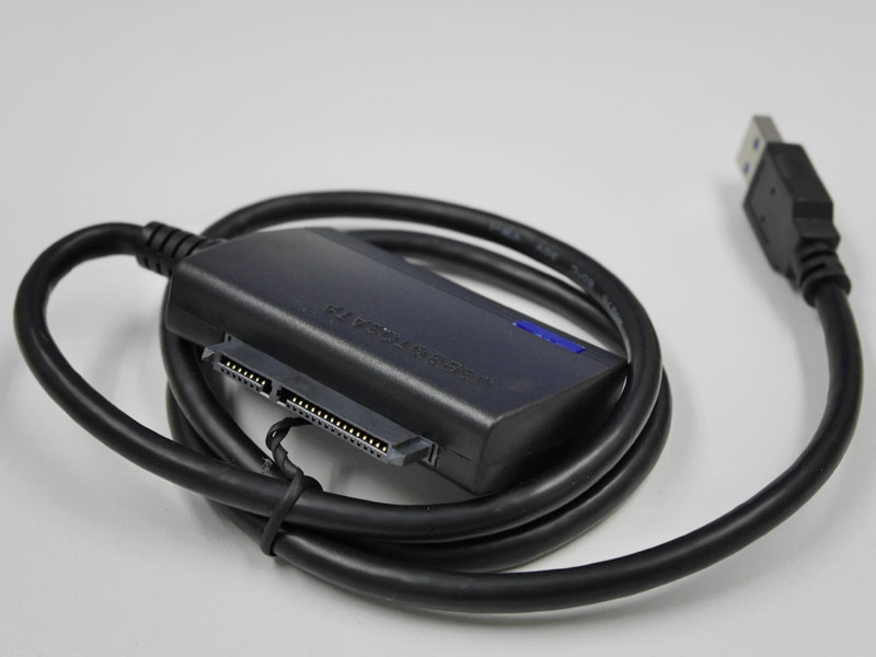サンワサプライ USB-CVIDE3 SATAコネクタ