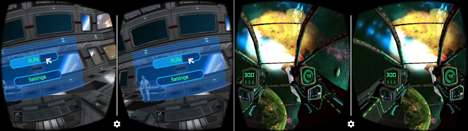 VR Space:The Last Mission